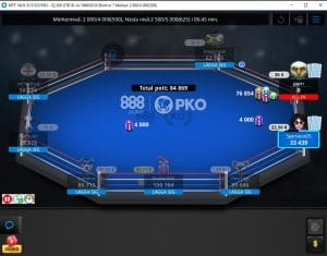888 poker turnering